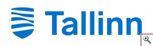 tallinna logo valge taust