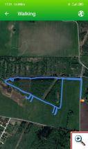 Maiken GPS rott piilud väike